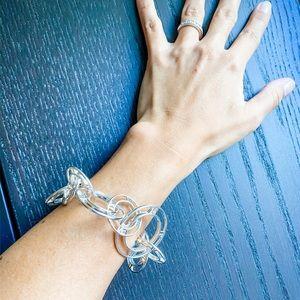 Tiffany Atlas Link Bracelet a Brand new beauty!